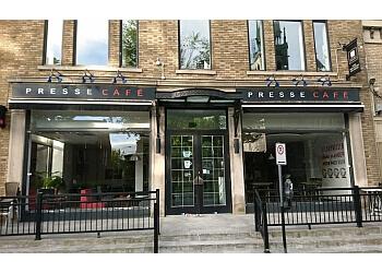Granby cafe Presse Café
