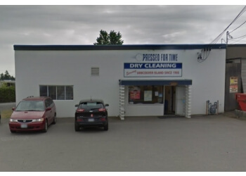 Nanaimo dry cleaner Pressed For Time Dry Cleaning