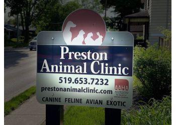 Cambridge veterinary clinic Preston Animal Clinic