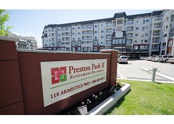 Saskatoon retirement home Preston Park II Retirement Residence
