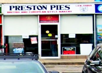 St Catharines bakery Preston Pies