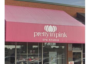 Oakville spa Pretty in Pink Spa