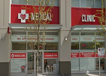 North Vancouver urgent care clinic Primacy - Lonsdale & 17th Medical Clinic
