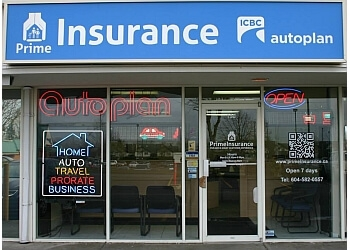 Surrey insurance agency Prime Insurance Centre Ltd.