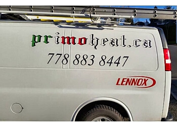 Abbotsford hvac service Primo Heat Inc.