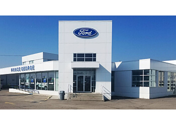 Prince George car dealership Prince George Ford