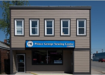 Prince George sewing machine store Prince George Sewing Centre