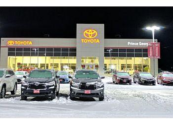 Prince George car dealership Prince George Toyota