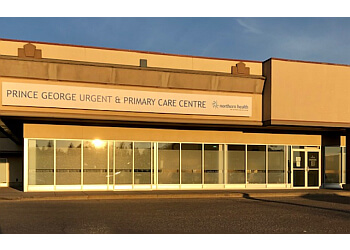 Prince George urgent care clinic Prince George Urgent and Primary Care Centre