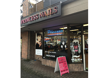 North Vancouver nail salon Princess Nails
