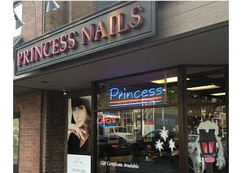 North Vancouver nail salon Princess Nails