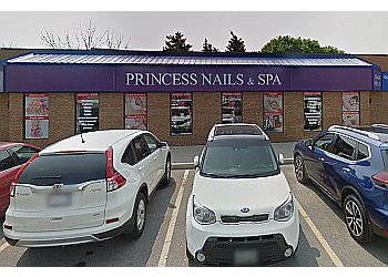 Burlington nail salon Princess Nails & Spa
