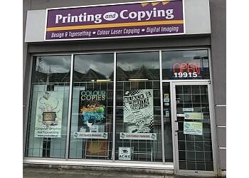 Langley printer Print Center