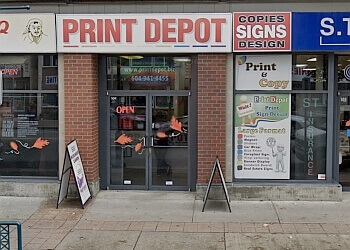 Port Coquitlam printer Print Depot