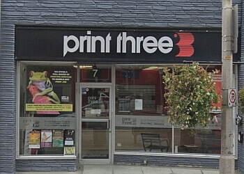 Oshawa printer  Print Three Corporation