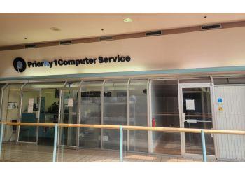 Victoria computer repair Priority 1 Computer Service Ltd.