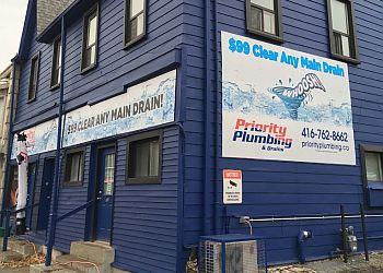 Toronto plumber Priority Plumbing