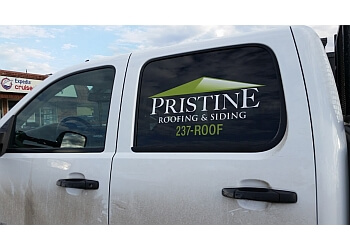 Winnipeg roofing contractor Pristine Roofing & Siding