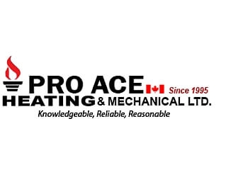 North Vancouver hvac service Pro Ace Heating and Air Conditioning Service Ltd.