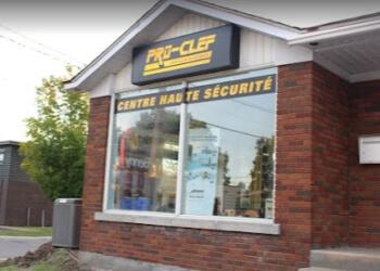 Longueuil locksmith PRO-CLEF