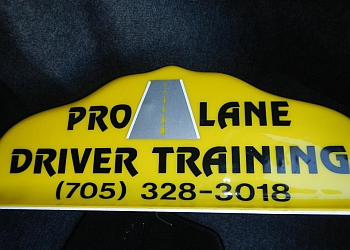 Kawartha Lakes driving school Pro Lane Driver Training