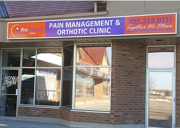 Barrie acupuncture Pro Motion Healthcare