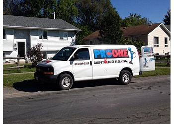 Belleville carpet cleaning Pro-One Carpet & Duct Cleaning