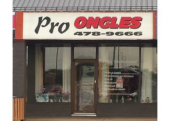 Drummondville nail salon Pro-Ongles