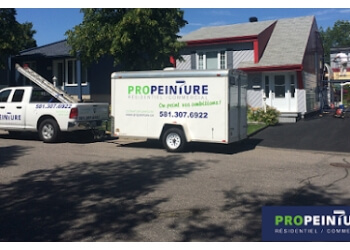 Quebec painter ProPeinture