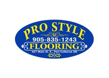 Welland flooring company Pro Style Flooring