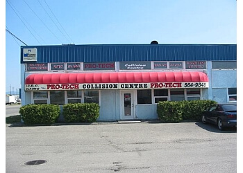 Prince George auto body shop Pro-Tech Collision Centre