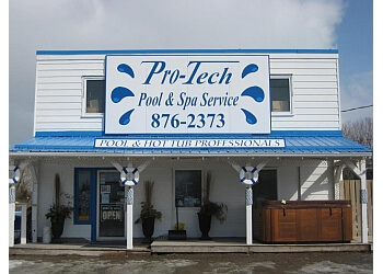 Peterborough pool service Pro-Tech Pool and Spa Service Ltd.