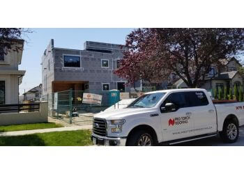 Burnaby roofing contractor Pro Torch Roofing