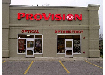 Barrie optician ProVision Optical