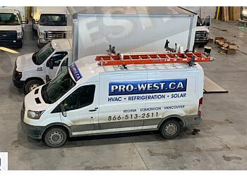 Grande Prairie hvac service Pro-West Refrigeration Ltd.
