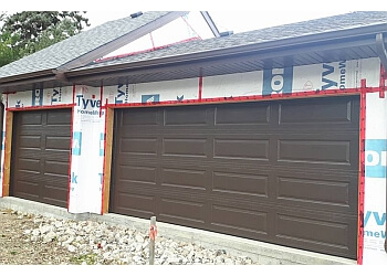 St Albert garage door repair Procraft Doors