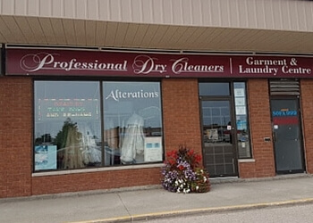 Oshawa dry cleaner Professional Dry Cleaners