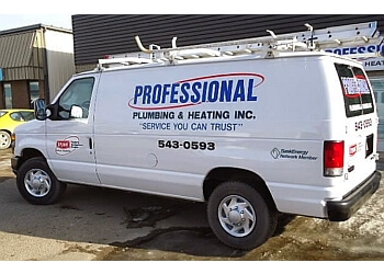 Regina hvac service Professional Plumbing and Heating Inc.
