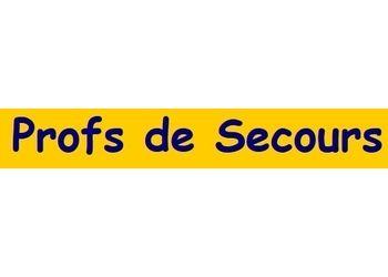 Quebec tutoring center Profs de Secours