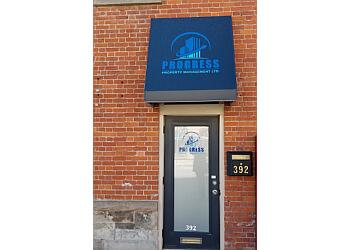 Burlington property management company Progress Property Management Ltd.