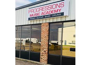 Medicine Hat music school Progressions Music