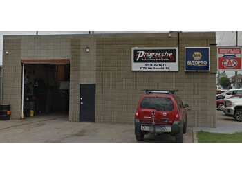 Regina car repair shop Progressive Automotive Service Ltd