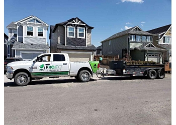 Calgary landscaping company Project Landscape Ltd.