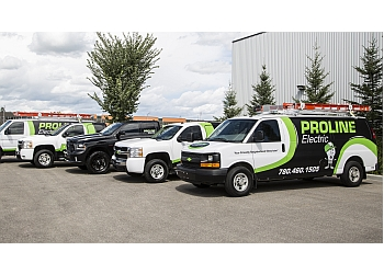 St Albert electrician Proline Electric LTD.