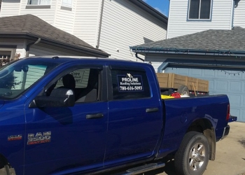 Sherwood Park roofing contractor Proline Roofing Solutions, Inc.