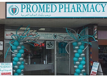 Ottawa pharmacy Promed Pharmacy