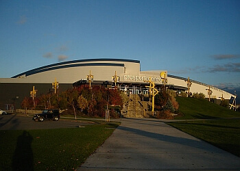 Chilliwack places to see Prospera Centre