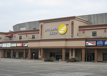 Prospera Place Kelowna Places To See