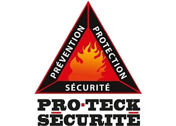 Laval security system Pro-teck Sécurité Inc.