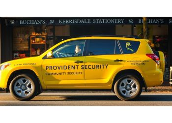 Vancouver security system Provident Security